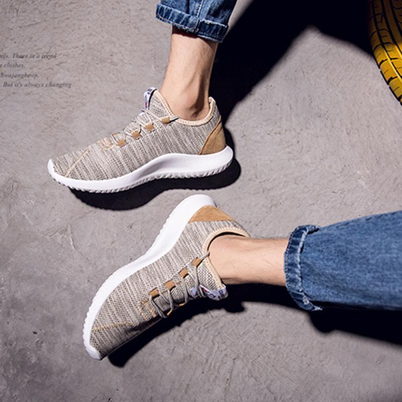 Homme Zapatos Casual azul Pisos Hombre oro Ligero Casuales Transpirable Calzado Chaussure Hombres Tamaño Negro zdFWqaB6q