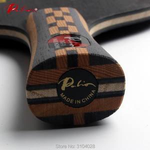 Image 5 - Palio offizielle TNT 1 tischtennis blatt 7 holz 2 carbon schnellen angriff mit schleife spezielle für peking shandong team player ping pong