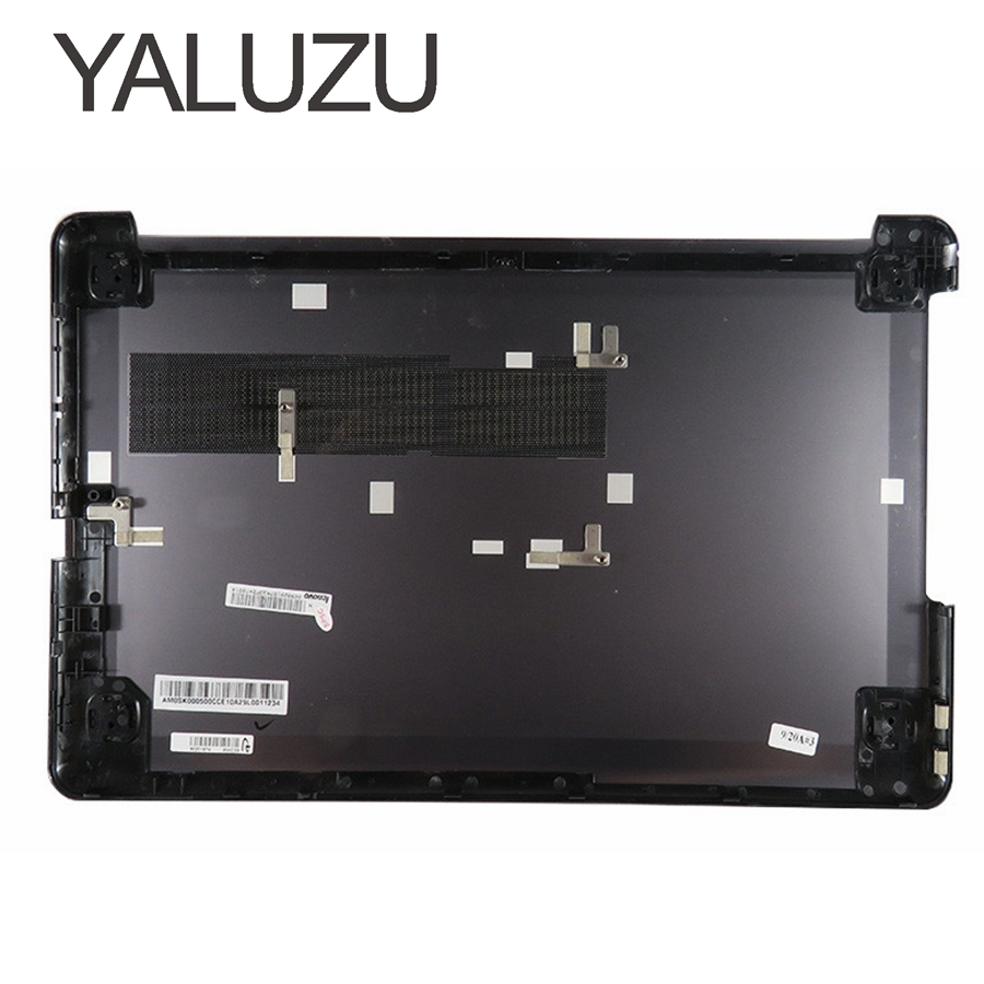 YALUZU new for Lenovo U510 Lower Case Bottom Cover Base Case AM0SK000500 90202481 gzeele new laptop bottom base case cover for toshiba satellite l50w l55w c l55w c5257 base chassis d cover case shell lower case