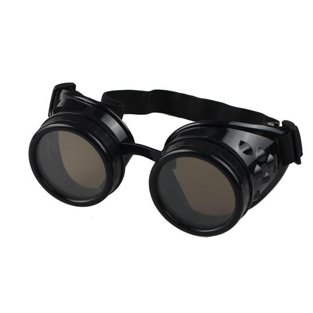 Lunettes Vintage Steampunk lunette de soudure