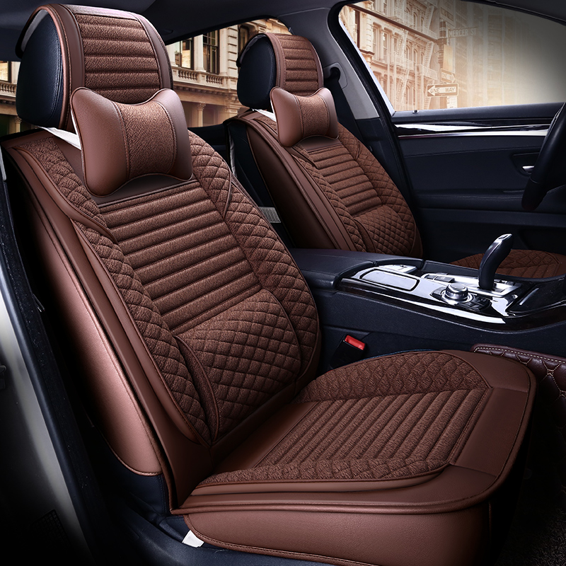 High Quality Full Set Car Seat Covers For Mercedes Benz A200 A220 A250 W169 2012 2004 Breathable Eco CoversFree Shipping In Automobiles