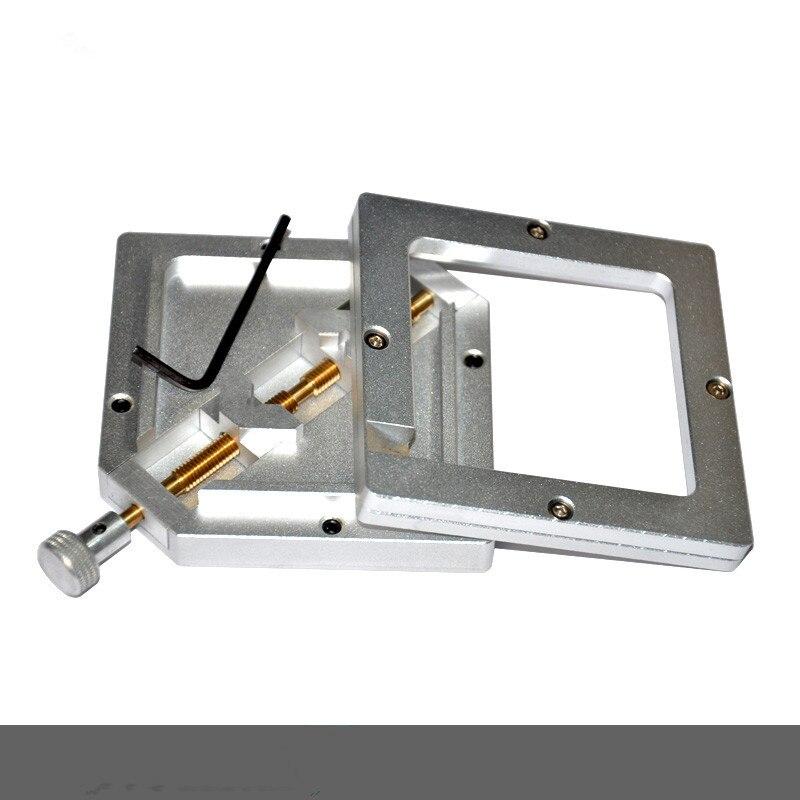 80*80mm 1pcs reballing station bga accessories 90mm stencils holder BGA jig