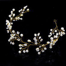 Fashion Women Hairband Wedding Tiara Crown Headband Bridal Hair Aaccessories Jewelry CX17