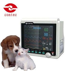 Ветеринарный ветеринар нескольких параметров montior например nibp SPO2 3 Параметры CMS 6000A