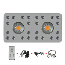 Idea light  Dimmable COB LED grow lights 900W with Cree 3590 Leds and 24pcs Full spectrum for Greenhouse Hydroponics