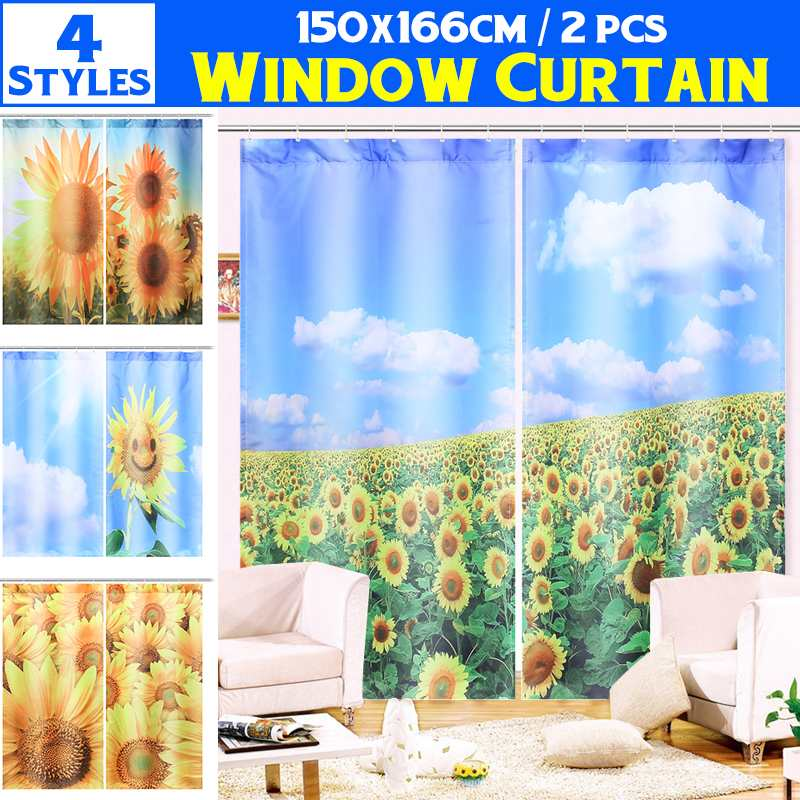 Modern Blackout Curtains For Window Treatment Blinds Finished Drapes Window Curtains For Living Room Bedroom Kitchen Curtain