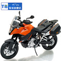 1:12 kids moto cycle KTM 990SM-T Diecast off-road mountain motor cycle Alloy metal models toys motorcycles race speed car gift