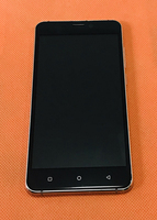Used Original LCD Display Digitizer Touch Screen Frame For KINGZONE S3 MTK6580A Quad Core 5 Inch