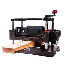 305 мм мелкий плоский строгальный станок автоматический вакуумный 1500 Вт промышленный деревообрабатывающий автоматический подающий ac220в