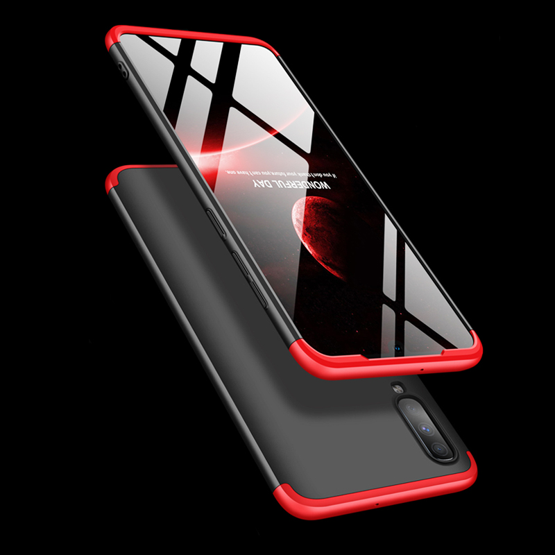 For Samsung Galaxy A70 Case 360 Hard PC Full Protection Phone Cases For Samsung A70 A705F SM