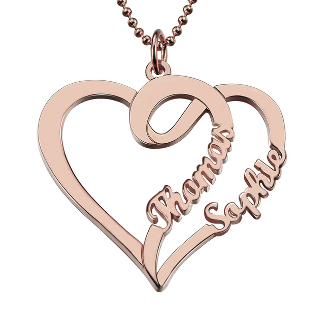 rhythm double pendant home diamond love heart by of