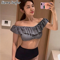 Bikini Set Bikinis Women May Beach Women Woman Swimsuit New Bikini 2018 Korea New Sexy Swimwear