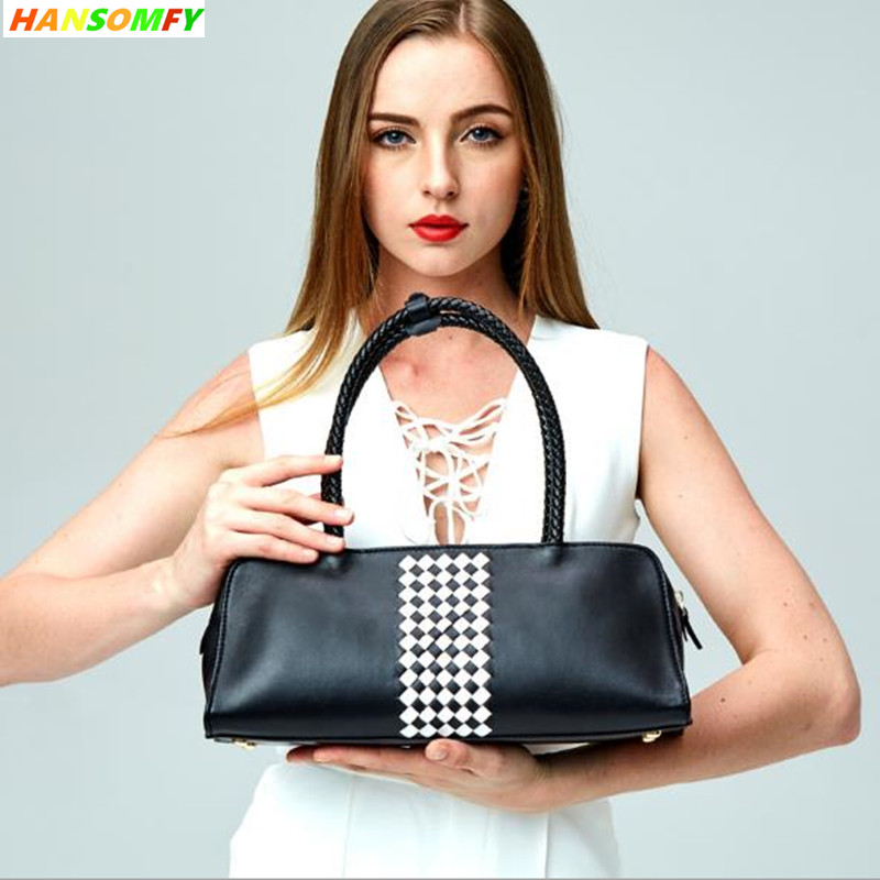 2018 new womens bag European and American luxury fashion wind layer leather Weave female handbag ladies shoulder messenger bags2018 new womens bag European and American luxury fashion wind layer leather Weave female handbag ladies shoulder messenger bags