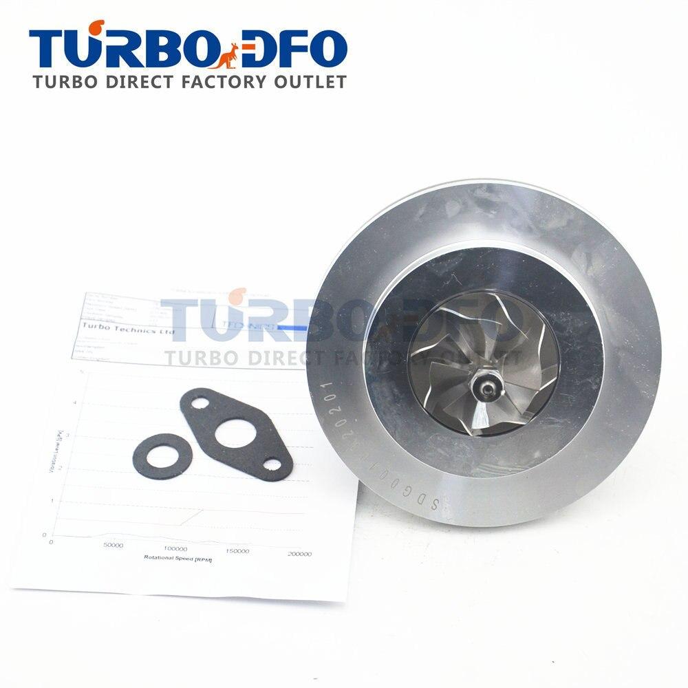 Turbo CHRA pour GM Tracker/Suzuki Vitara Grand 2.0TD 109Hp DW10ATED-turbine 53039700057 cartouche nouveau 53039700056 turbolader