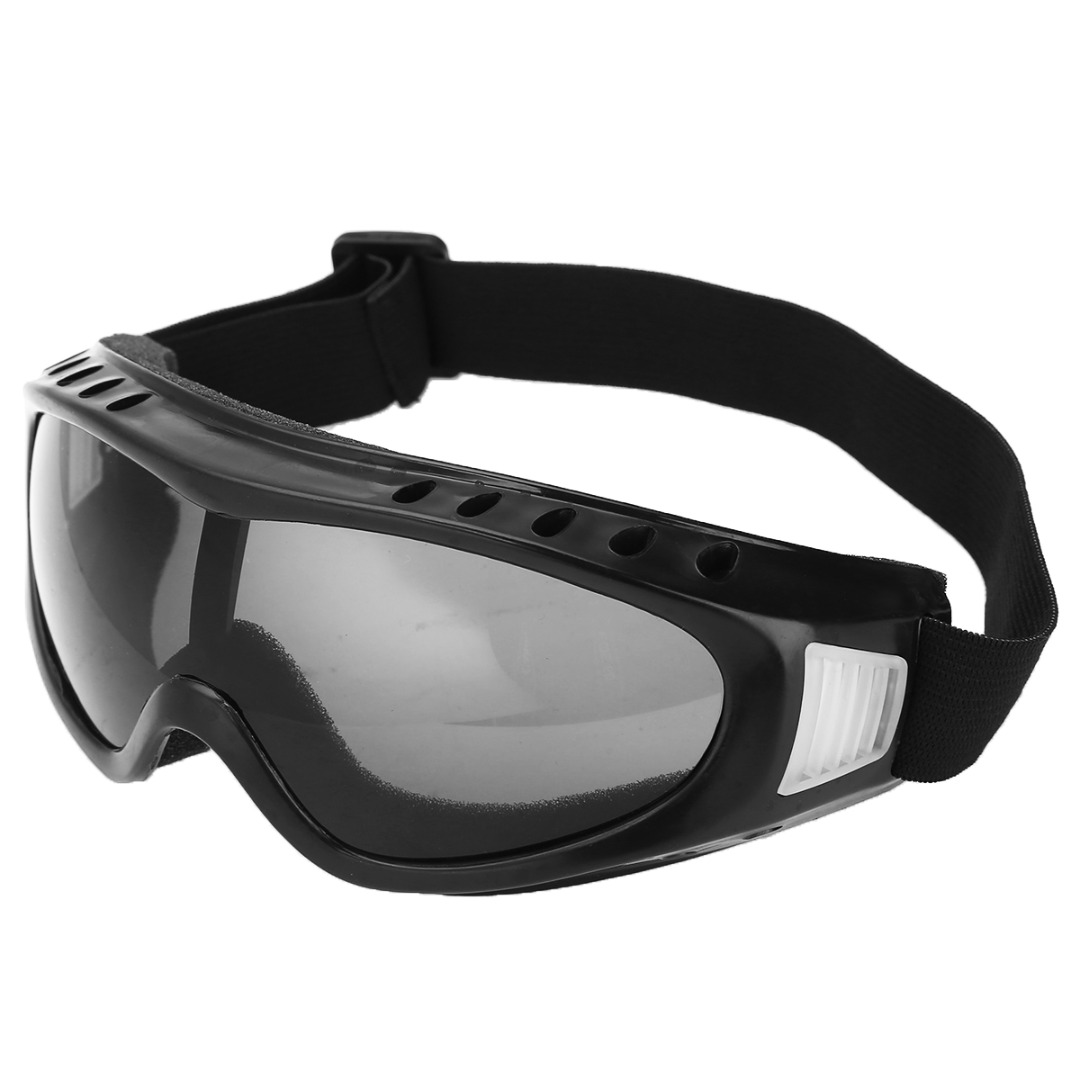 Adult Anti-fog Motorcycle Motocross Goggles Windproof ATV Off Road Sports Eyewear For Motorbike Moto Dirt Bike Racing Goggles