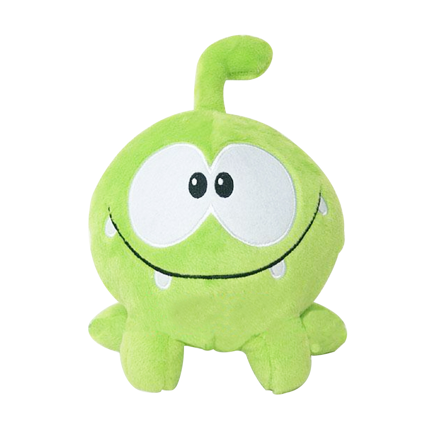 1PC Kawaii 720cm om nom frog plush toys cut the rope Soft rubber cut the rope figure classic toys game lovely gift for kids наборы для рисования cut the rope набор для рисования cut the rope мелки карандаши
