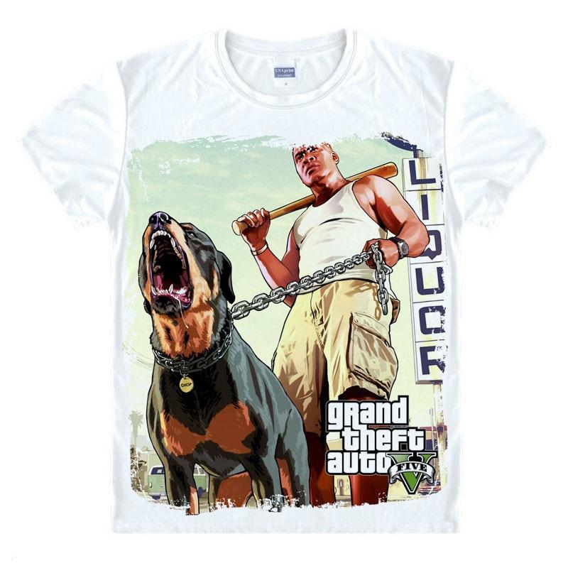 гта 5 футболка с доставкой из России