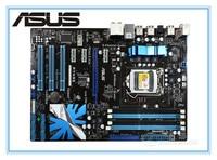 ASUS original motherboard P7H55 boards LGA 1156 DDR3 for i3 i5 i7 cpu 16GB mainboard H55 Desktop motherboard Free shipping