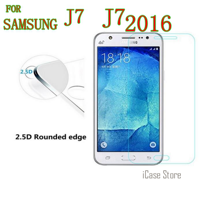 9H Tempered glass FOR Samsung Galaxy J7 Premium Screen Protector Film SM-J710 SM-J710F J700 J700F J700M J700H J710F J710M Case