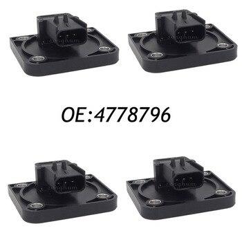 4 piezas 4778796 sensor de posición del árbol de levas para Chrysler Dodge 4882850 5096057AA 4882850AC PC146