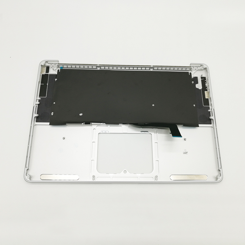 New AR Arabic Top Case Keyboard and Backlight For Macbook Retina 15 A1398 ME293 ME294 2013 2014 Years