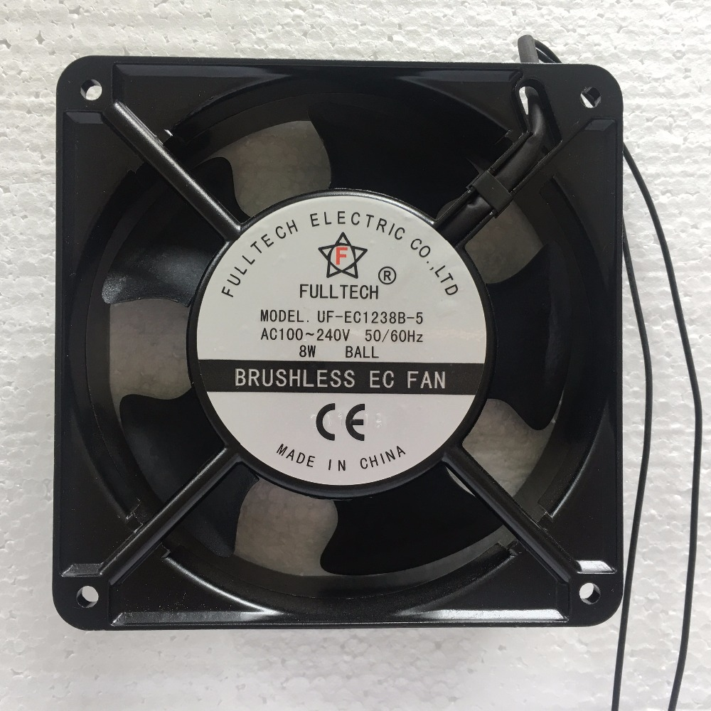 110v 220v ac power exhaust fan for led display strong wind led display board venting fan outdoor indoor led sign panel fan