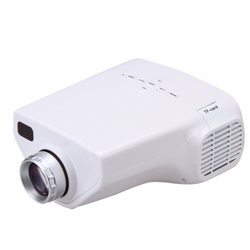Popular E03 Tv Projector Mini Led Projector Home Theater: Hotsale Cheapest Mini Portable E03 LED Projector Digital