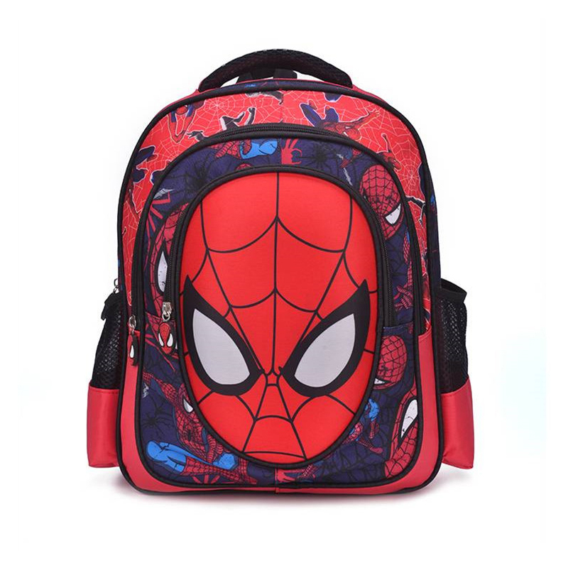 Popular Spiderman Book Bag-Buy Cheap Spiderman Book Bag lots from ...