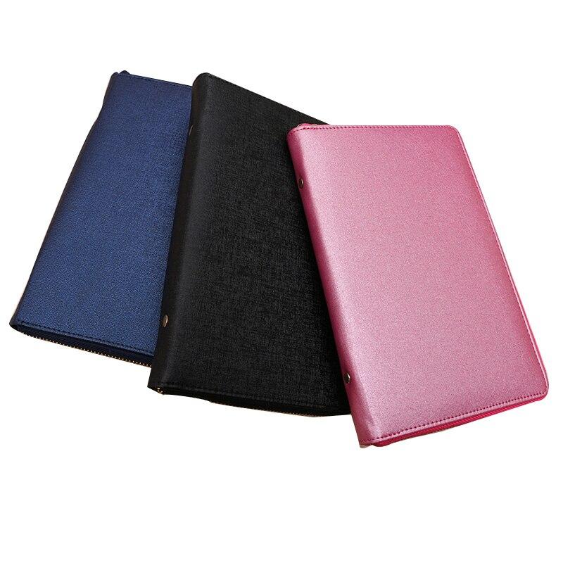 Le nouveau style de haute qualité estampage modèle livre 3 couleurs sont en option 120 pièces de grand estampage modèle plaques étui/livre