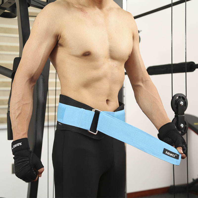 Weight Lifting Gym Fitness Workout Exercise Training Body: AOLIKES Body Building Fitness Adjustable Weight Lifting