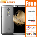 "Original ZTE Axon 7 4G LTE Mobile Phone 5.5"" 2K 2560X1440 6GB RAM 128G ROM 20MP Force Touch NFC OTG Fast charge 3.0"