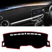 Чехлы для стайлинга автомобилей dashmatt Dash коврик Зонт приборная панель покрытие ковер пользовательские аксессуары для KIA K3 Forte Cerato BD RHD