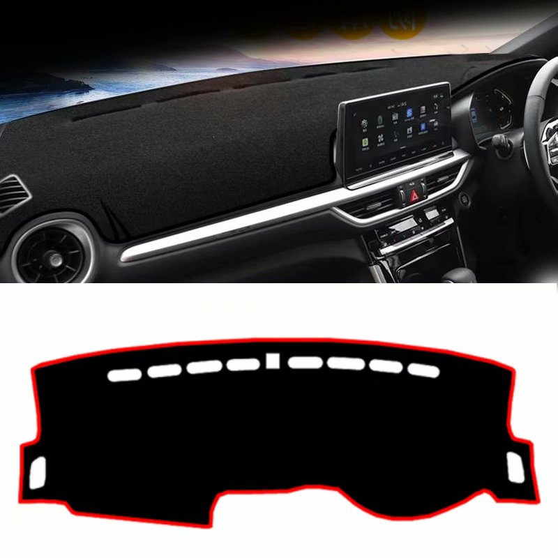 Car Styling Covers Dashmat Dash Mat SunShade Dashboard Cover Carpet Custom Accessories For KIA K3 Forte Cerato BD 2019 2020 RHD