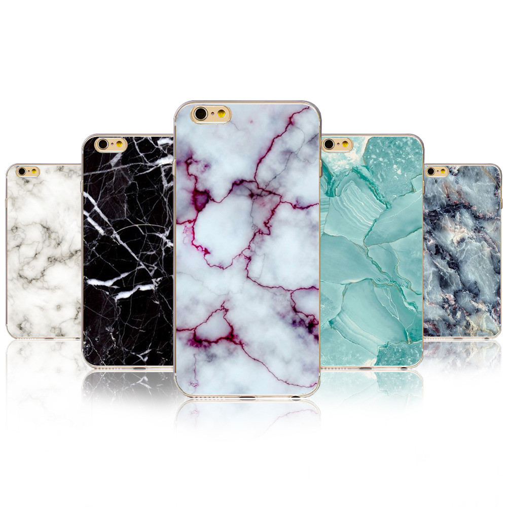 Phone Cases For iPhone 6 Case Marble Stone image Painted ...