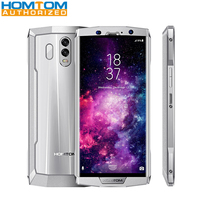 HOMTOM HT70 4G Smartphone 6.0 inch Android 7.0 MTK6750T Octa Core 1.5GHz 4GB RAM 64GB ROM Dual Rear Cameras 10000mAh Battery Big