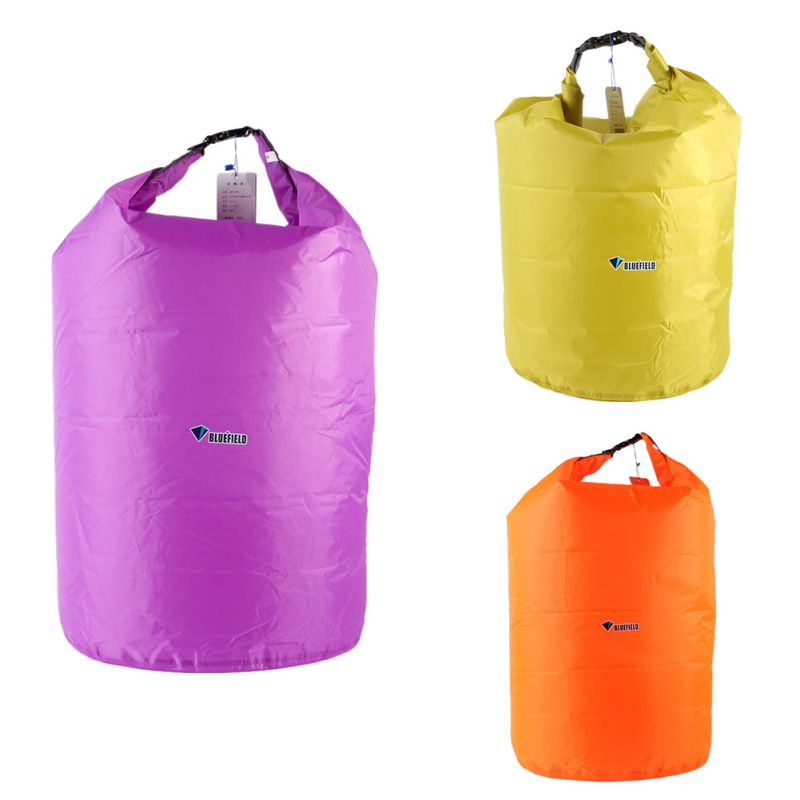 2018 Portable 20L/40L/70L Waterproof Bag Storage Dry Bag For Canoe Kayak Rafting Sports Outdoor Camping Travel Kit Equipment