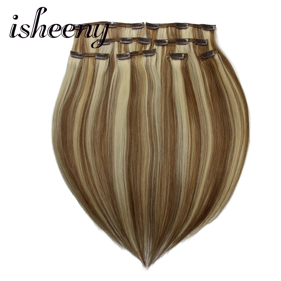 Buy Seamless Clip Hair Extensions And Get Free Shipping On