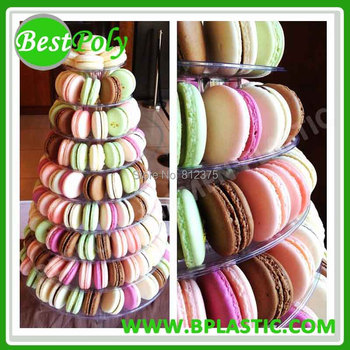 1 Set 10 tiers Cake Stand, Cookie Stand, Macaron Stand, Macaroon Display, Free Shipping