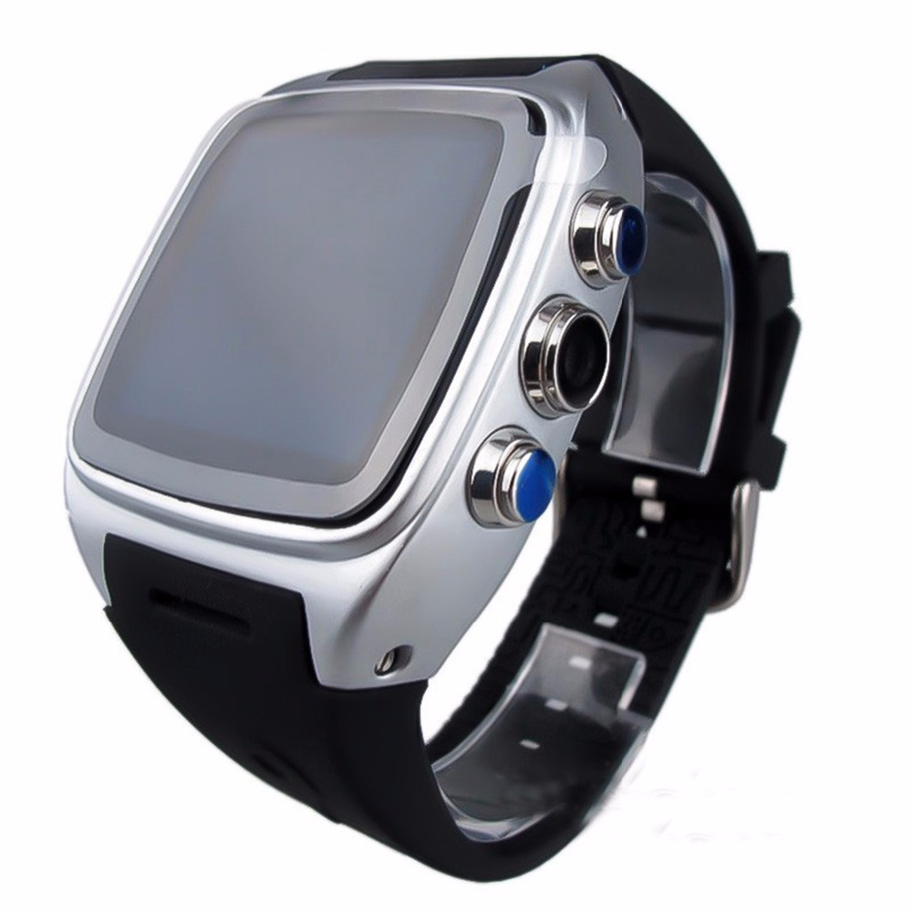 X01 smart electronics watch MTK 6572 Dual core sim card Android 4 4 Relogio Bluetooth 3G