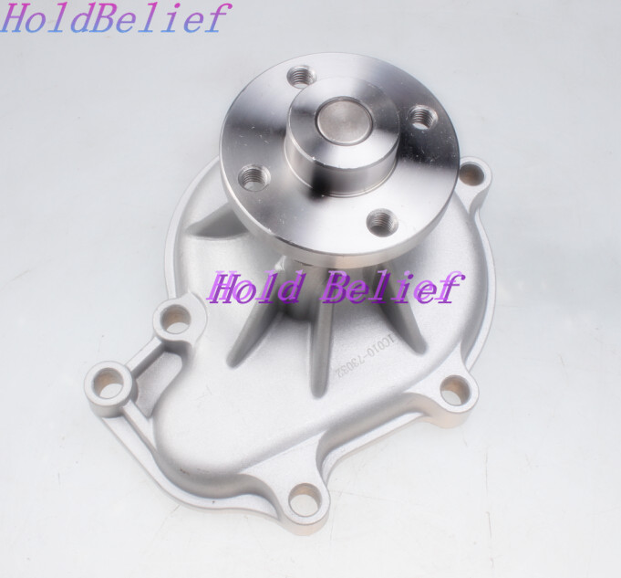 Water Pump With Gasket Fit for Kubota V3300 V3300-E V3300-T V3300-DI  цены