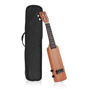 """Image 5 - ammoon Series Ululele 21"""" Ukulele Set 15 Fret 4 Strings Stringed Musical Instrument 19 Styles Ukulele"""