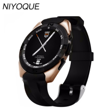 NIYOQUE G5 Smart Watch Bluetooth 4 0 For Android IOS 1 2 Inch Full Round Screen