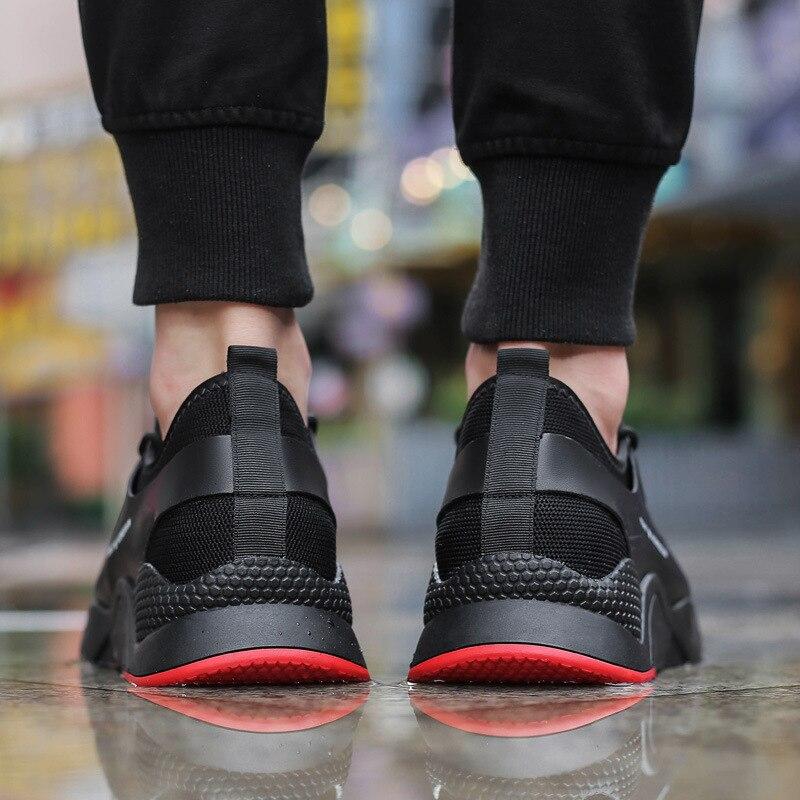 De Sapatos Tendência Não Dos Confortável Esportes Velvet Homens Além deslizamento Veludo Novos Aumento Single heighte Velvet Heighte Correndo E 2019 Casuais 8cm Leve heighte 6cm qXwP66