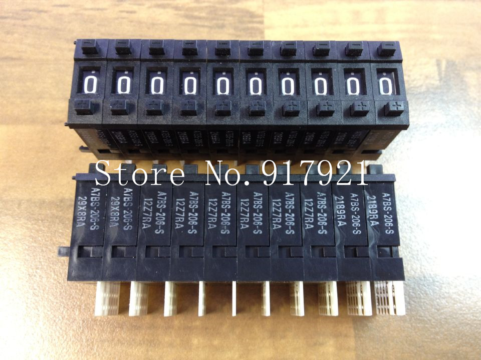 [ZOB] original original code dialing switch A7BS-206-S 2189RA number for the new spot --10PCS/LOT