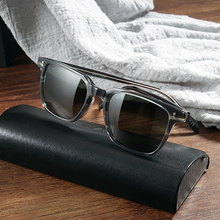 2b0b890a61 EyeGlow OV5031 Iron Polarized Sunglasses Men Oliver Peoples Driving Real  Glasses Lens