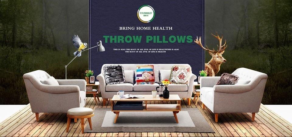 HTB1DqibXdjvK1RjSspiq6AEqXXa1 Selected Couch cushion Cartoon cat printed quality cotton linen home decorative pillows kids bedroom Decor pillowcase wholesale