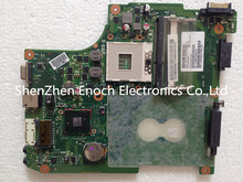 For Toshiba satellite C640 C645 integrated laptop Motherboard,V000238010 6050A2357501-MB-A01 60days warranty