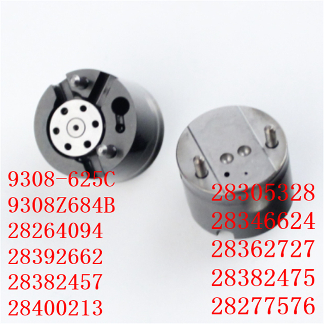 4 PIECES Common rail valve 9308-625C 28277576 injector control valve 28346624 28297167 28525582 28297165 28382457 for EMBR00101D 1