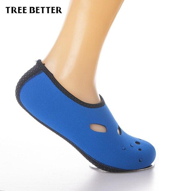 Comfortable Non-slip 3MM Swimming fins Scuba Diving Socks Scuba Neoprene Snorkel Sock for Adult Children Beach Shoes Keep Warm