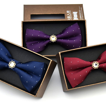 Tuxedo Metal Crystal Wedding Bow Tie Men Women Butterfly Knot Cravat Black Purple Blue Jujube Red Groom Party Banquet Meet Club creativesugar crystal butterfly charm woman satin wedges stable med heel wedding prom shoes purple red silver grey royal blue